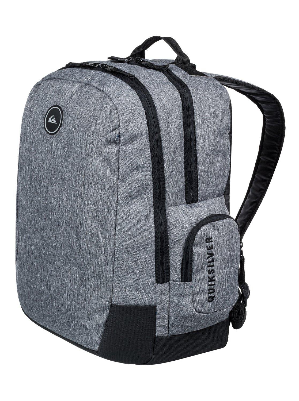 Quiksilver-Schoolie-30L-Grand-sac-a-dos-EQYBP03498 miniature 40