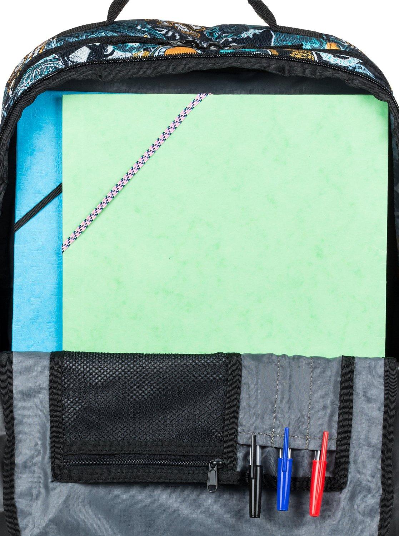 Quiksilver-Schoolie-30L-Grand-sac-a-dos-EQYBP03498 miniature 46
