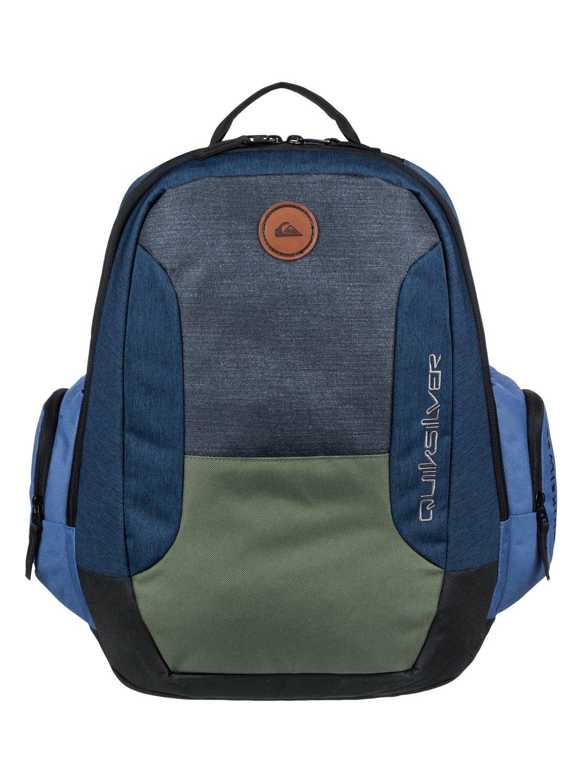5277a6c9cdf5 0 Schoolie 30L Large Backpack Black EQYBP03498 Quiksilver