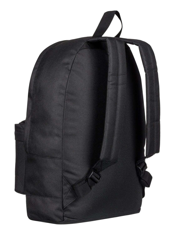 9ed1178c5f 2 Everyday Poster Embossed 25L - Medium Backpack Black EQYBP03501 Quiksilver