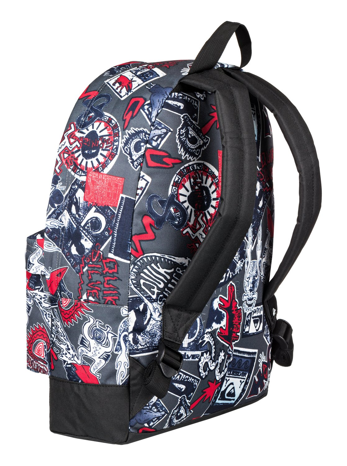 Quiksilver-Everyday-Poster-25L-Sac-a-dos-taille-moyenne-Homme miniature 18