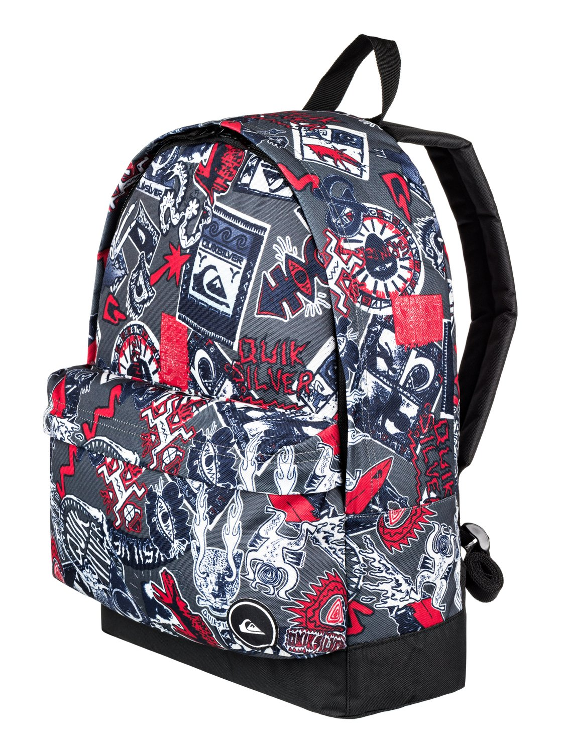 Quiksilver-Everyday-Poster-25L-Sac-a-dos-taille-moyenne-Homme miniature 17