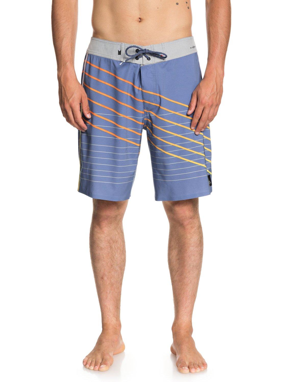 "Highline Shibori Slash 19"" - Board Shorts for Men  EQYBS04013"