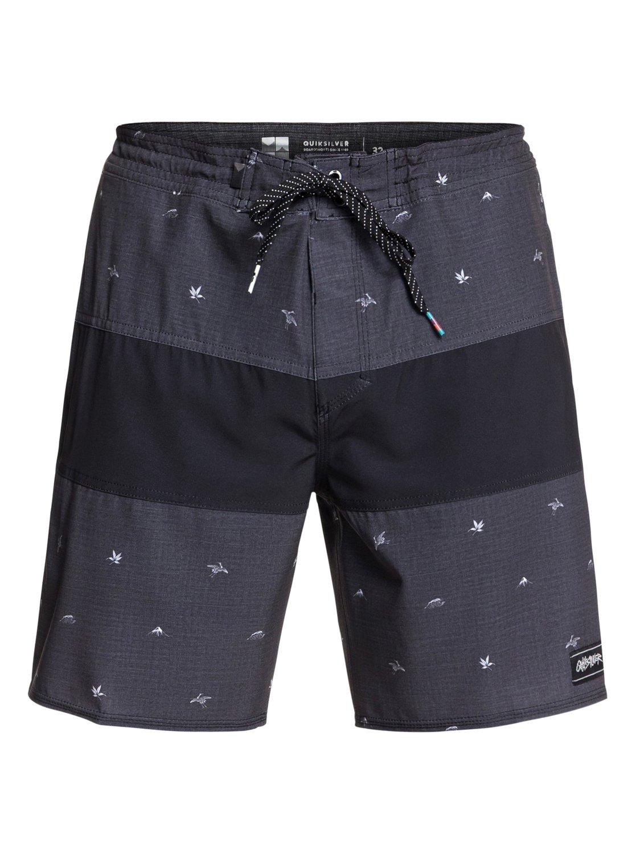 Quiksilver-Baja-Variable-18-034-Pantalones-cortos-de-playa-para-Hombre miniatura 16