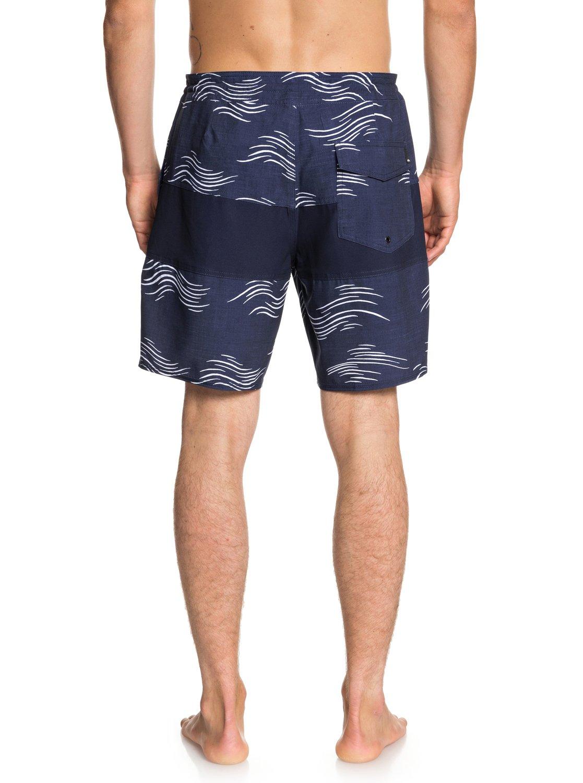 Quiksilver-Baja-Variable-18-034-Pantalones-cortos-de-playa-para-Hombre miniatura 11