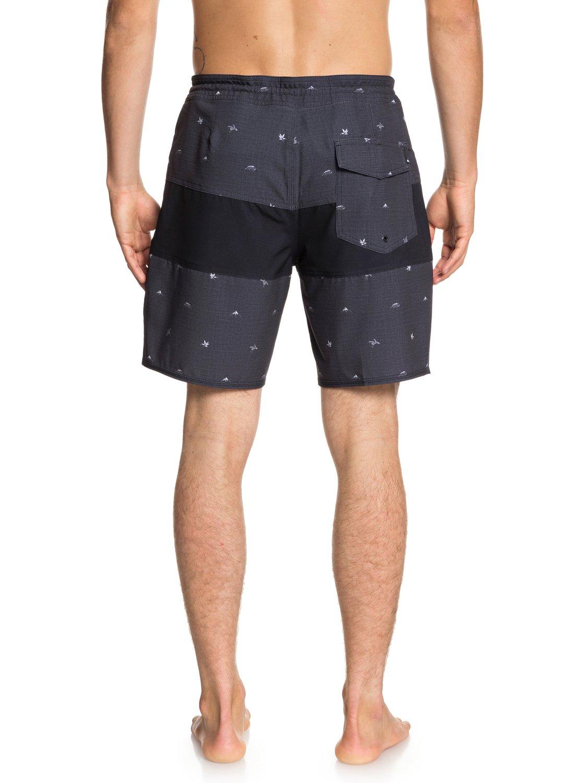 Quiksilver-Baja-Variable-18-034-Pantalones-cortos-de-playa-para-Hombre miniatura 15