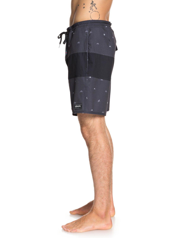 Quiksilver-Baja-Variable-18-034-Pantalones-cortos-de-playa-para-Hombre miniatura 14