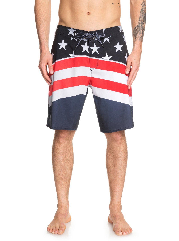 Quiksilver Highline Freedom Boardshorts Navy Blazer New