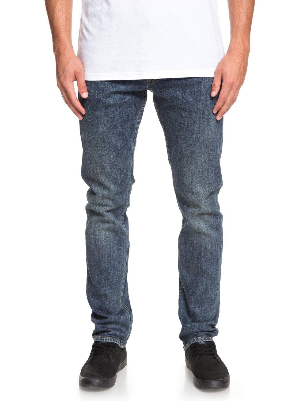 6375ba2f6bc6d Revolver Medium Blue - Straight Fit Jeans for Men