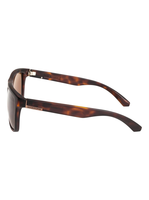 8e3e5f7f9 2 The Ferris Polarised - Sunglasses for Men Pink EQYEY03022 Quiksilver
