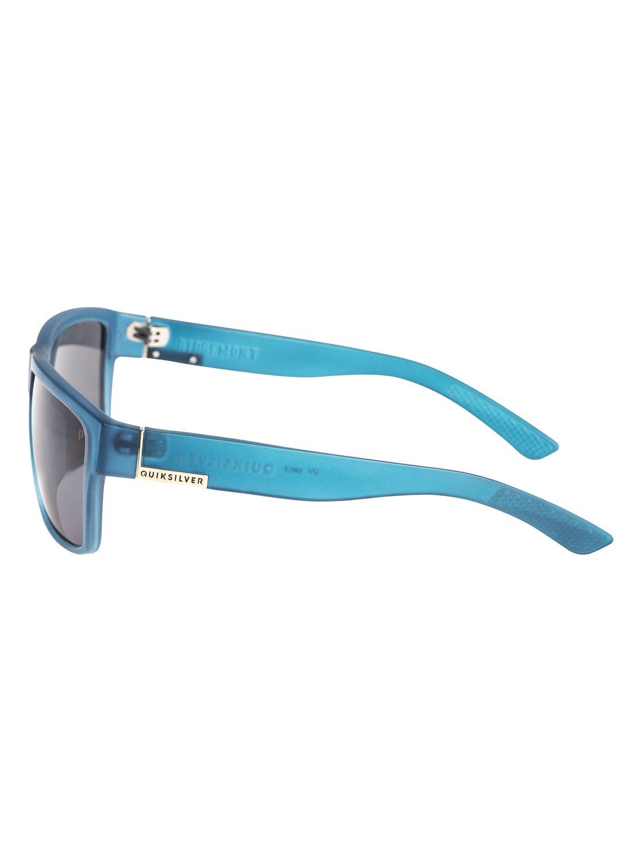 feb50dcb5e 2 Ridgemont Polarised Sunglasses Blue EQYEY03023 Quiksilver