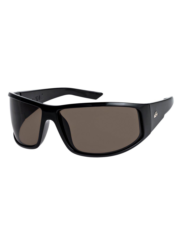 ee38c72206 0 AKDK - Lunettes de soleil pour Homme Noir EQYEY03030 Quiksilver