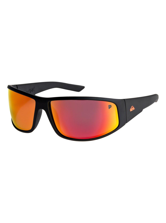 6711ccd51a 0 AKDK Polarised Floatable - Lunettes de soleil pour Homme Noir EQYEY03032  Quiksilver