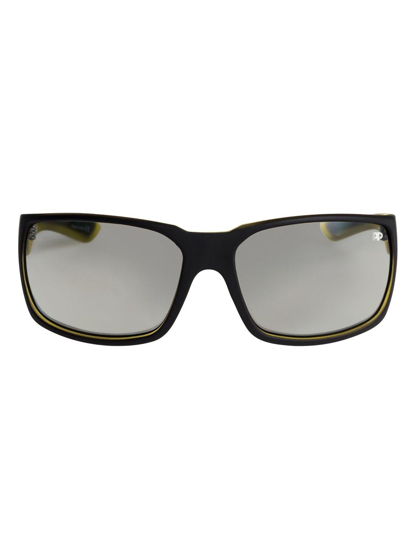 0eb739ab81 1 Chaser Polarised Photochromic - Lunettes de soleil pour Homme Noir  EQYEY03034 Quiksilver