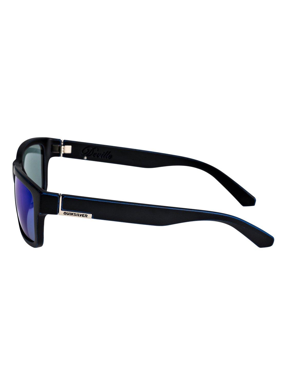 7e8137471afd6 2 Deville - Gafas de Sol para Hombre EQYEY03043 Quiksilver