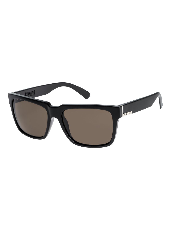 09d17f155cca1 0 Bruiser - Sunglasses for Men Black EQYEY03075 Quiksilver