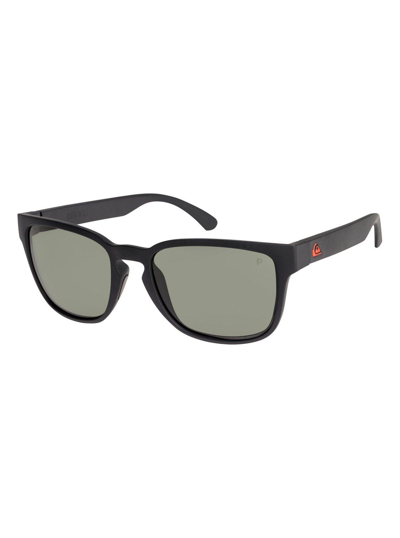 a8d3c4d682f 0 Rekiem Polarised Floatable - Sunglasses for Men Black EQYEY03100  Quiksilver