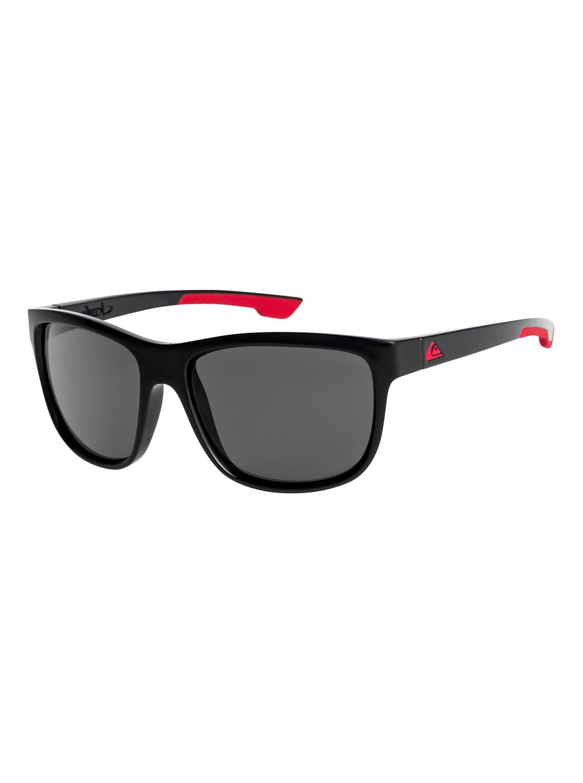 e23712f344 0 Crusader - Gafas de Sol para Hombre Negro EQYEY03104 Quiksilver