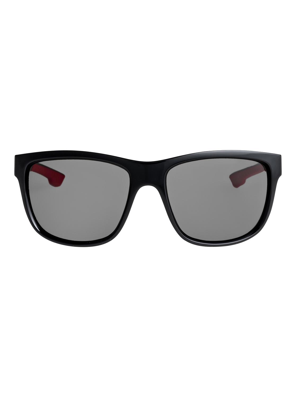 c5789bcd30 1 Crusader - Gafas de Sol para Hombre Negro EQYEY03104 Quiksilver
