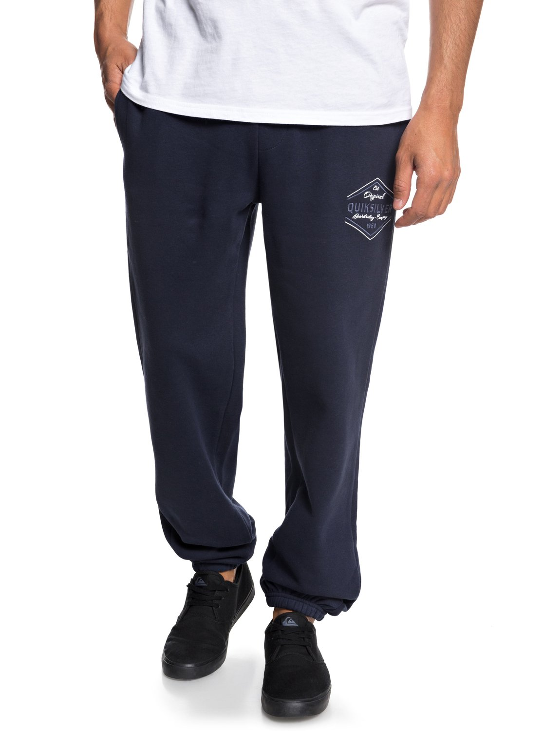 f60469ebe78 0 Quiksilver - Tracksuit Bottoms for Men Blue EQYFB03156 Quiksilver