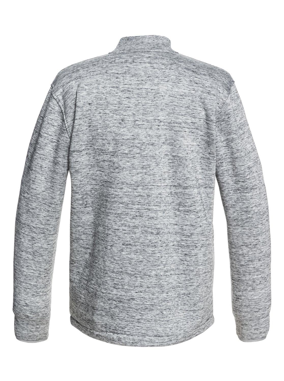 866e476d7 Kurow Sherpa - Bonded Zip-Up Bomber Sweatshirt for Men EQYFT03832 ...