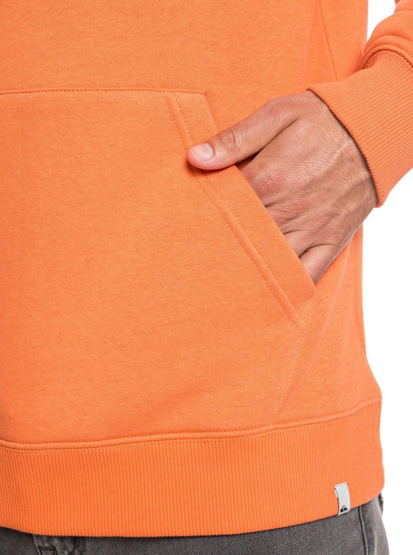 Quiksilver-Big-Logo-Sweat-a-capuche-pour-Homme-EQYFT03922 miniature 15