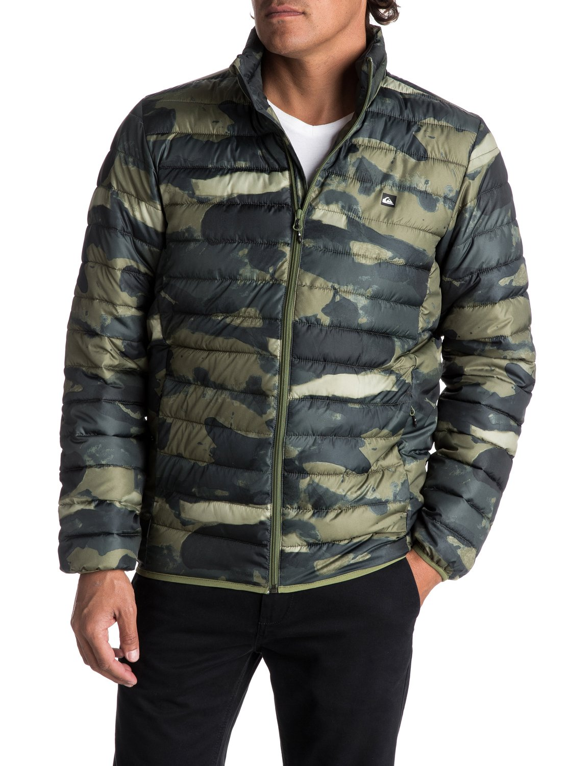 83f2df54a2832 0 Scaly Insulator Jacket EQYJK03342 Quiksilver