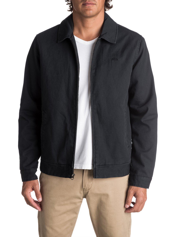 Everyday Billy Zip Up Jacket EQYJK03377 | Quiksilver