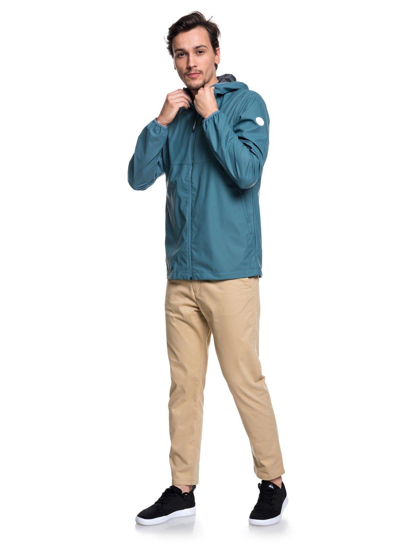 1d79924ab3 3 Kamakura Rains - Hooded Raincoat for Men Blue EQYJK03438 Quiksilver