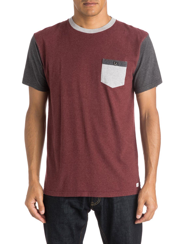 62ef711f952 0 Baysic Pocket T-Shirt EQYKT03351 Quiksilver