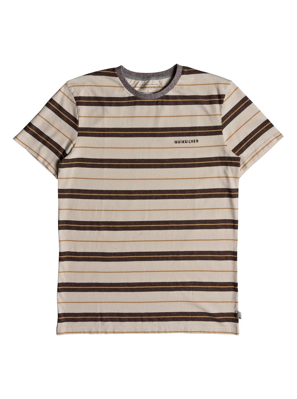 Quiksilver-Dera-Steps-T-shirt-col-rond-pour-Homme-EQYKT03753 miniature 12