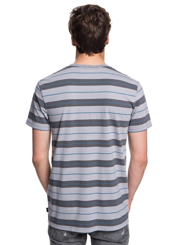 Quiksilver-Dera-Steps-T-shirt-col-rond-pour-Homme-EQYKT03753 miniature 15
