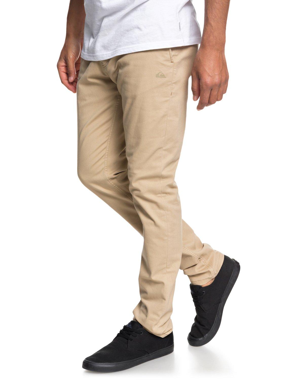 Chino Pantalon Quiksilver Chino Pantalon Homme mnyOvN80w