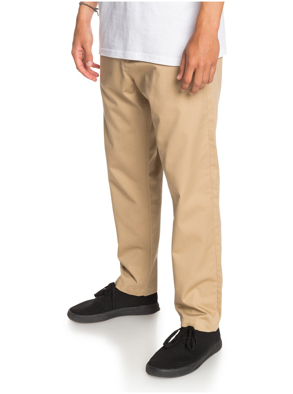 Quiksilver-Disaray-Pantalon-chino-pour-Homme-EQYNP03161 miniature 15