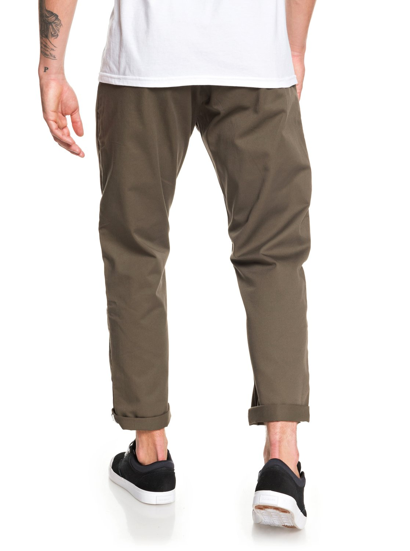 Quiksilver-Disaray-Pantalon-chino-pour-Homme-EQYNP03161 miniature 6