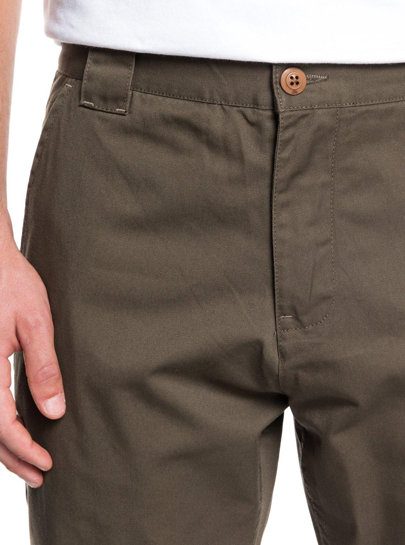 Quiksilver-Disaray-Pantalon-chino-pour-Homme-EQYNP03161 miniature 8