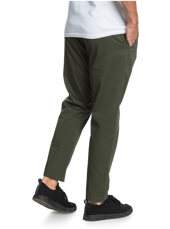 Quiksilver-Disaray-Pantalon-chino-pour-Homme-EQYNP03161 miniature 10