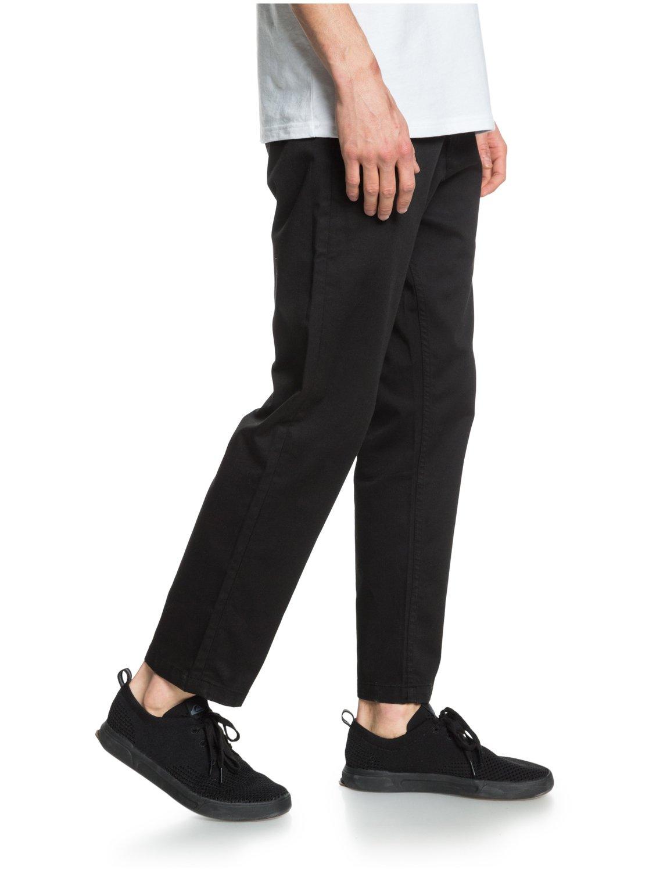 Quiksilver-Disaray-Pantalon-chino-pour-Homme-EQYNP03161 miniature 19