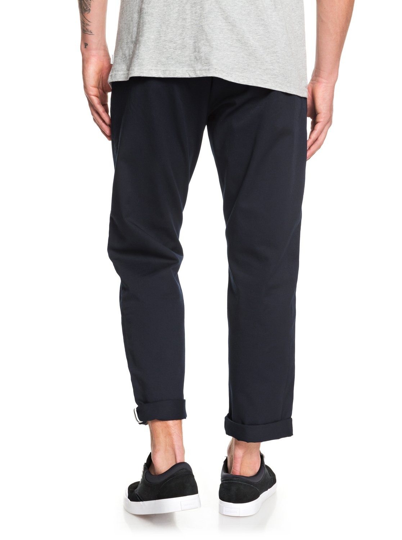 Quiksilver-Disaray-Pantalon-chino-pour-Homme-EQYNP03161 miniature 22