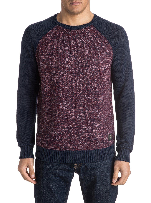 eacf6cc2695 0 Time Watch Sweater EQYSW03138 Quiksilver