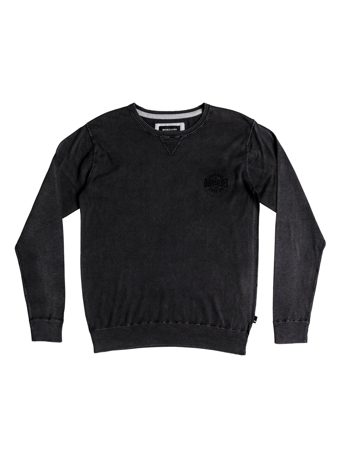 Quiksilver-Miyako-Reef-Pull-col-rond-pour-Homme-EQYSW03221 miniature 12