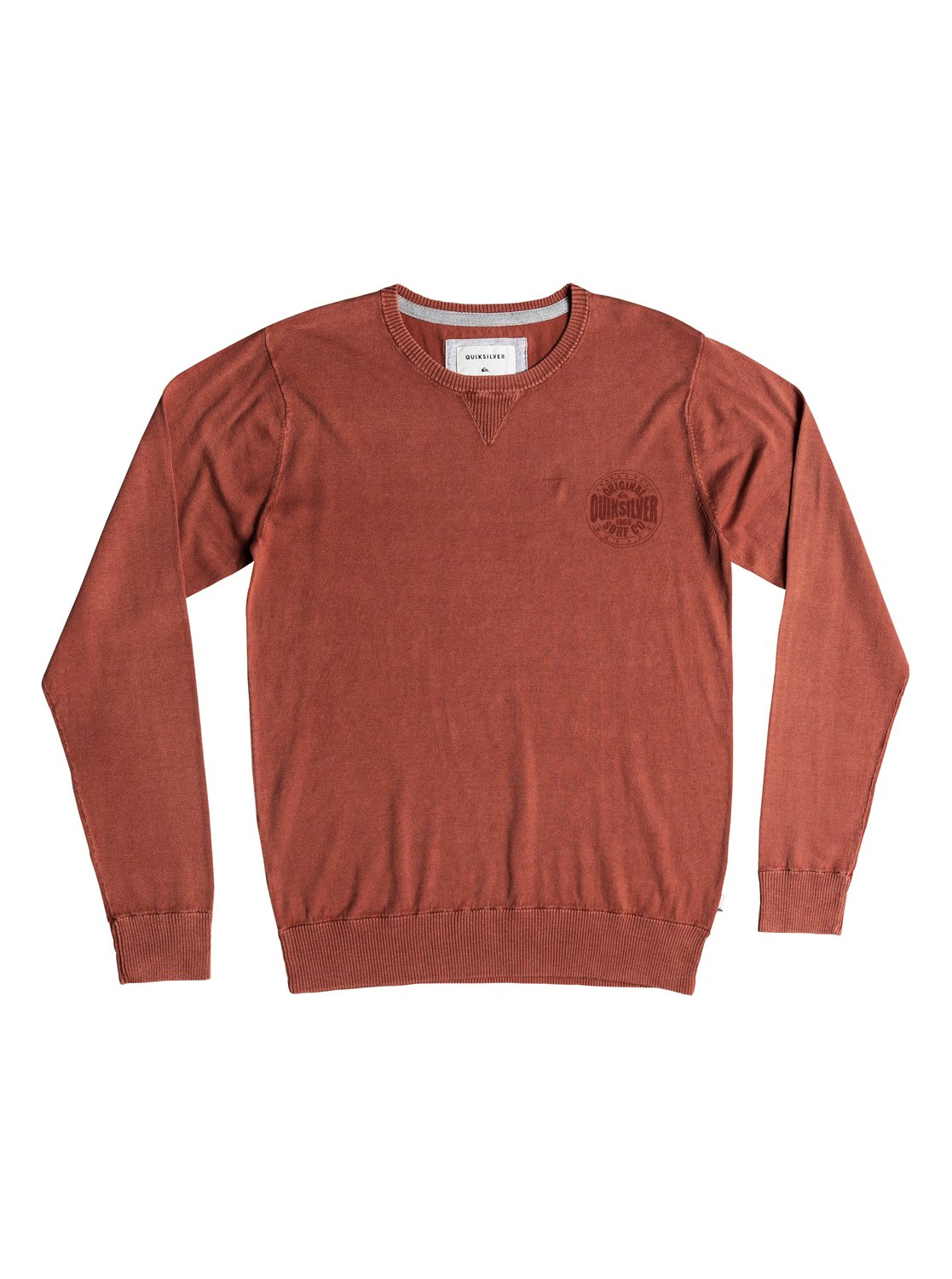 Quiksilver-Miyako-Reef-Pull-col-rond-pour-Homme-EQYSW03221 miniature 16