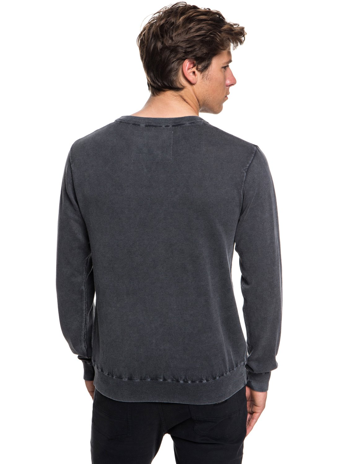 Quiksilver-Miyako-Reef-Pull-col-rond-pour-Homme-EQYSW03221 miniature 11