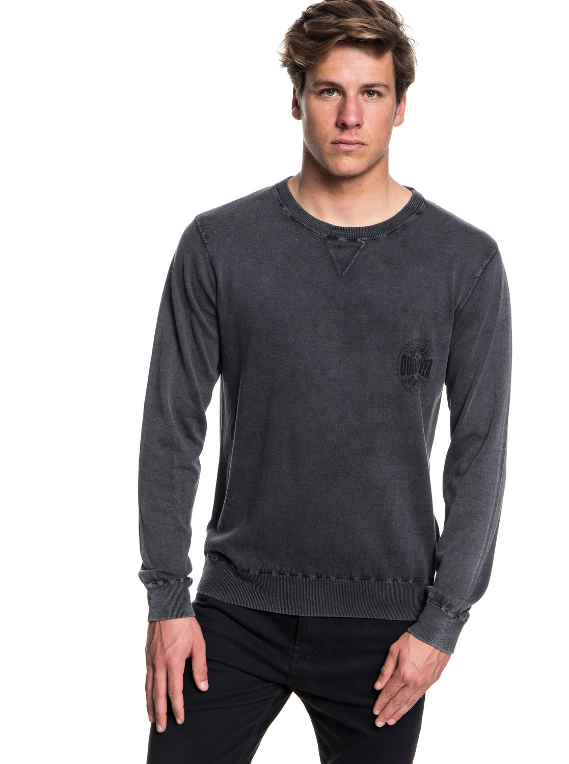 Royaume-Uni disponibilité ed4f5 0b6ea Miyako Reef - Pull col rond pour Homme