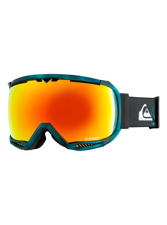 9c9a8d41915 0 Hubble TR Snowboard Ski Goggles Blue EQYTG03051 Quiksilver