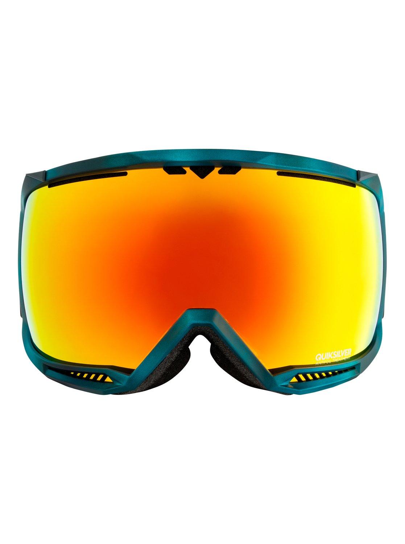 f70c5917176 1 Hubble TR - Ski Snowboard Goggles for Men Blue EQYTG03051 Quiksilver