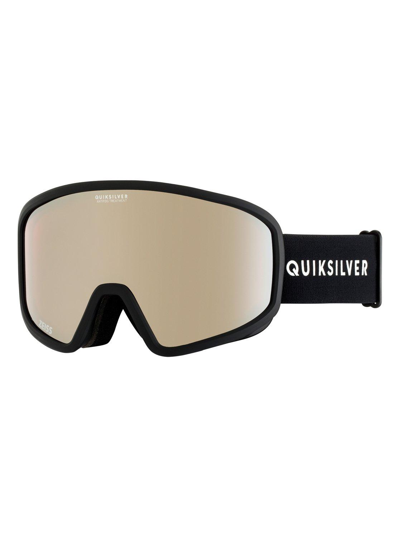 8dc7d40c8d8 0 Browdy - Ski Snowboard Goggles for Men Black EQYTG03054 Quiksilver