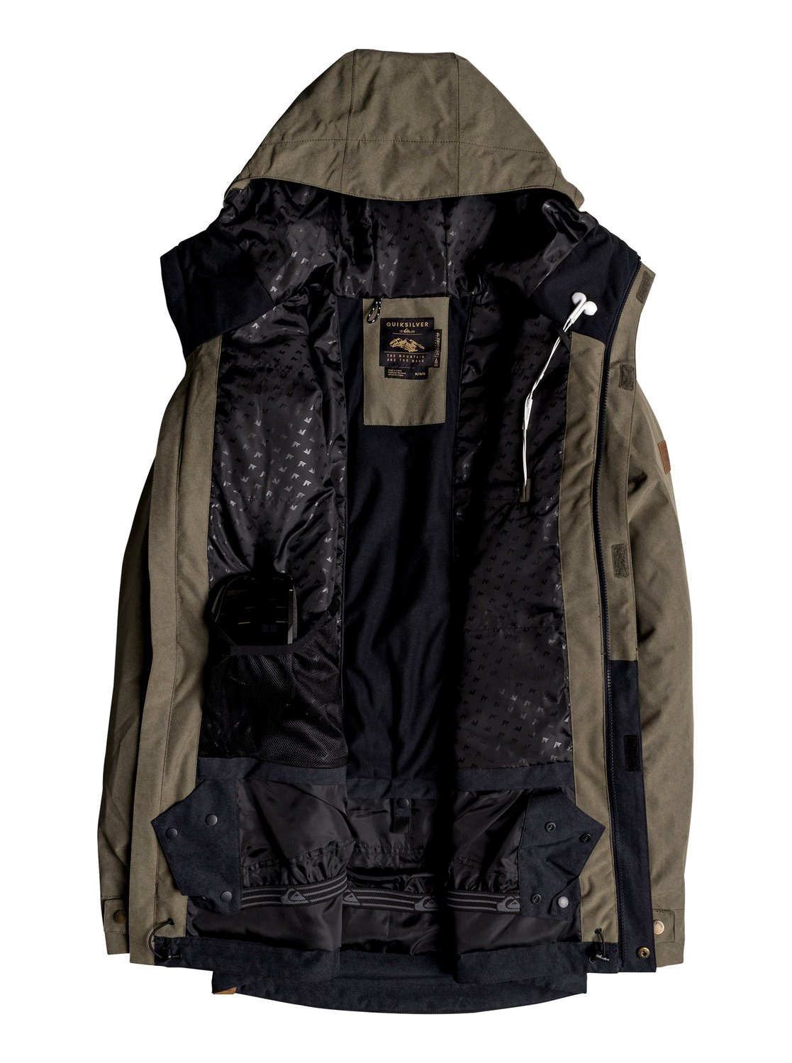 f9cf599ef6a75 Horizon - Military Snow Jacket for Men