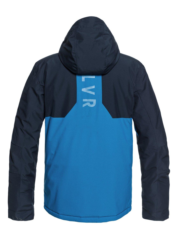 8c4e3b69fc0 1 Mission Plus - Snow Jacket for Men Blue EQYTJ03189 Quiksilver