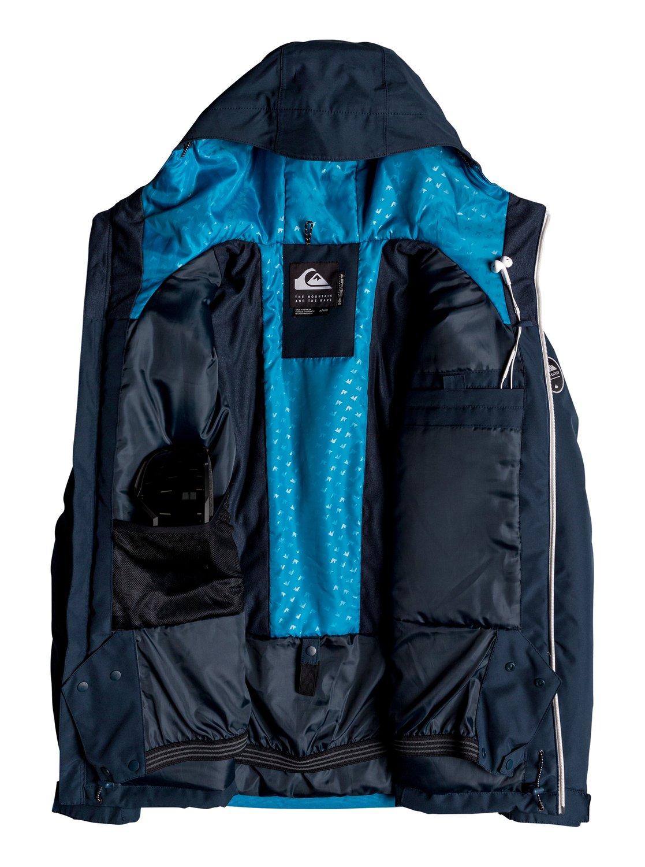 a4bd386f441 2 Mission Plus - Snow Jacket for Men Blue EQYTJ03189 Quiksilver